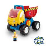 英國驚奇玩具WOW Toys 巨輪大卡車 杜德里