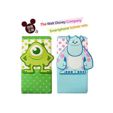 迪士尼授權正版 Disney iPhone 6 plus 5.5吋 磁力立體手機皮套(怪獸大學款)