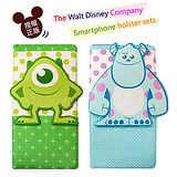 迪士尼授權正版 Disney 三星 SAMSUNG GALAXY NOTE 3 / N9000 磁力立體手機皮套(怪獸大學款)