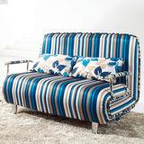 【幸福屋】菲爾特3.3尺平織布雙人沙發床
