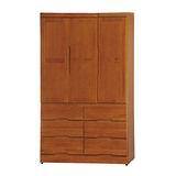 Bernice - 阿貝實木4X7尺下六抽衣櫥