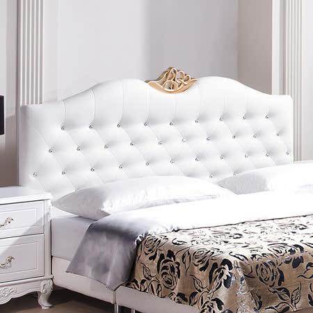 Bernice -溫妮莎法式6尺軟墊床頭片