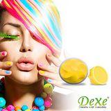 DEXE 繽紛染色糖果球 亮黃色