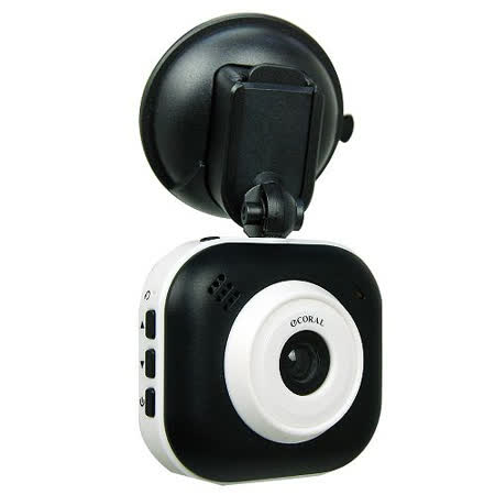 CORA多功能行車紀錄器L DVR-318(熊貓眼小巧型)行車記錄器