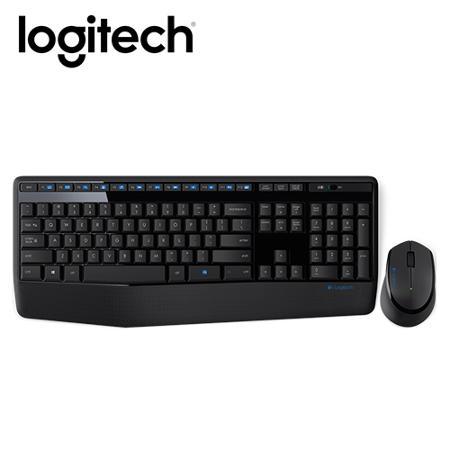 Logitech羅技 羅技MK345無線鍵盤滑鼠組