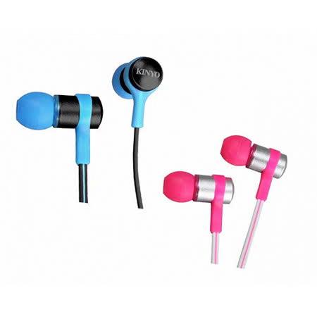 【KINYO】繽紛時尚立體聲耳機(EMP-70)