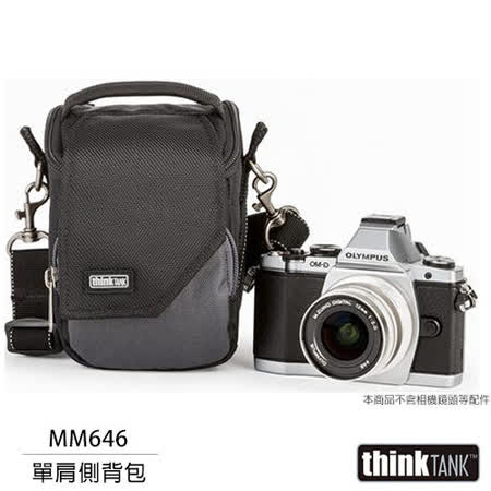 【結帳再折扣】thinkTank 創意坦克 Mirrorless Mover 5(可腰掛 小型包,MM646)