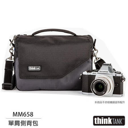 【結帳再折扣】thinkTank 創意坦克 Mirrorless Mover 20(側背包,MM658)