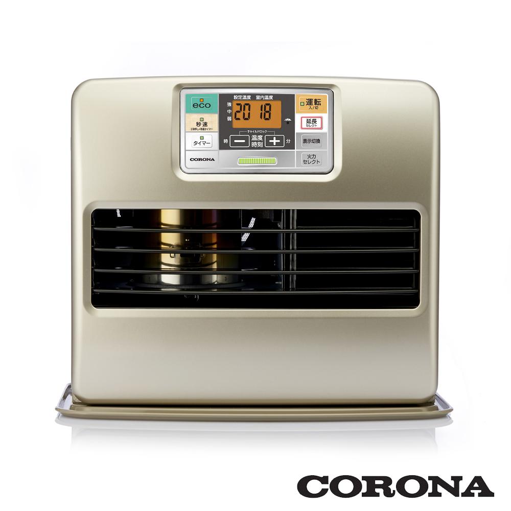 日本CORONA自動溫控煤油暖氣機FH-TS572BY (公司貨)