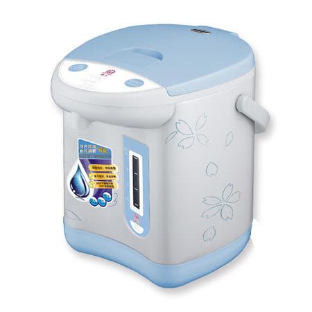 【好物分享】gohappy快樂購【晶工】3.0L電動熱水瓶 JK-3830開箱台中 愛