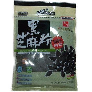 鄉味黑芝麻粉250g
