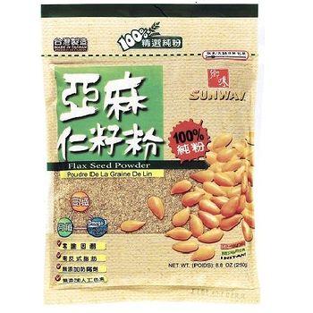 鄉味亞麻仁籽粉250g