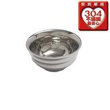 日式304不鏽鋼碗(14公分)