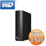 WD威騰 Elements 5TB 3.5吋 USB3.0 外接式硬碟