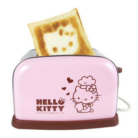 Hello Kitty烤麵包機