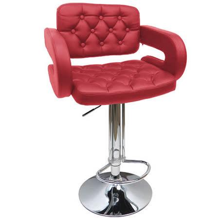 《邏爵辦公家具》狄尼洛吧台椅/吧檯椅/高腳椅/皮椅 酒吧 餐廳 接待所 設計師 單入