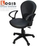 小丸子皮面電腦椅/辦公椅