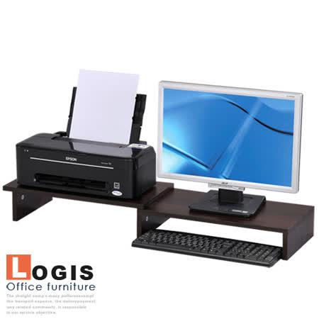 《邏爵辦公家具》桌面螢幕伸縮架/展示架(兩色)