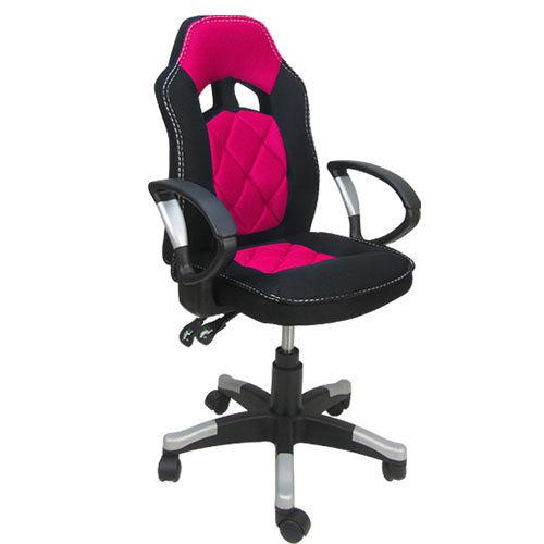 競速兒童版賽車椅/電腦椅(二色)