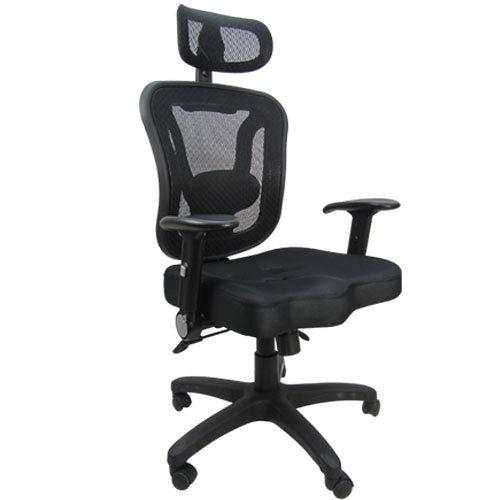邏爵Logis 阿菲瑪扇形護腰機能電腦椅