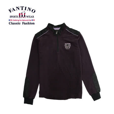 【FANTINO】材質舒適‧休閒POLO衫 241750