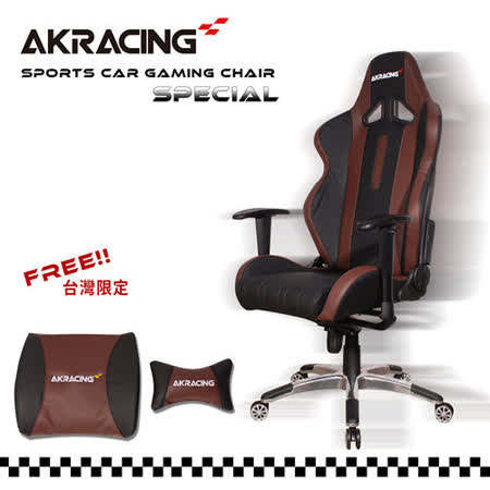 AKRACING超跑賽車椅旗艦款-GT77 Lux