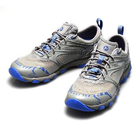 【MERREL】(女)Merrell Hurricane 運動登山鞋-ML24538