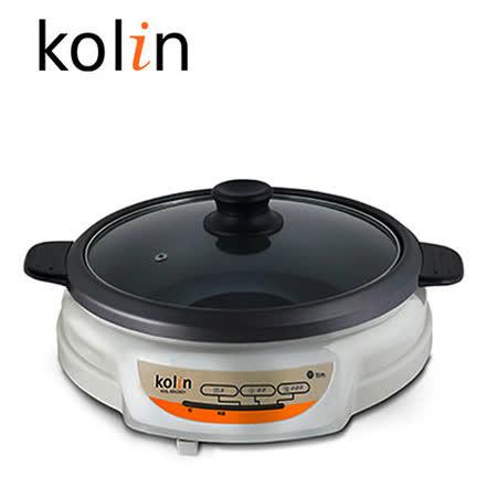 KOLIN 歌林-3.6L多功能料理鍋(KHL-MN3601)
