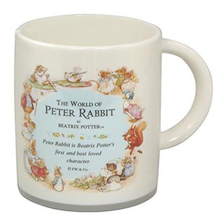 【クロワッサン科羅沙】Peter Rabbit~ 經典比得兔STORY系列馬克杯大 397830