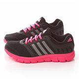 Adidas 女款 Breeze 101 2 W輕量慢跑鞋M18410-黑桃
