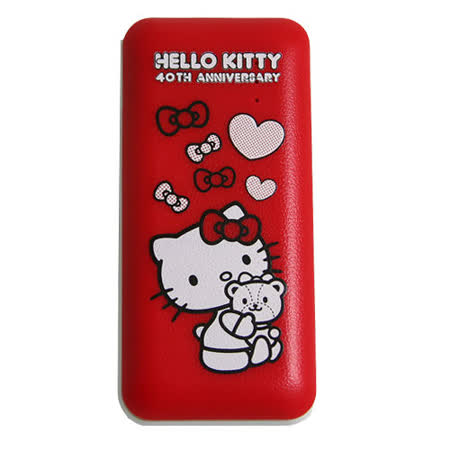 HELLO KITTY 行動電源 5200mAh 40周年紀念版