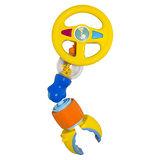 Lucky Baby 搖鈴玩具-方向盤
