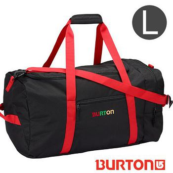BURTON Boothaus 手提/側背大旅行袋 -紅黑配色