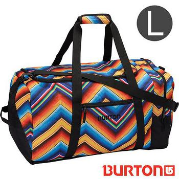 BURTON Boothaus 手提/側背大旅行袋 -民俗印花