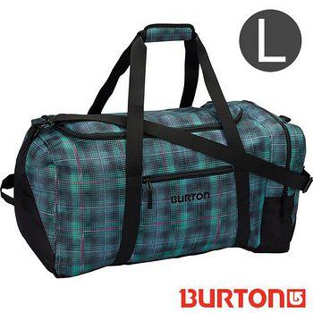 BURTON Boothaus 手提/側背大旅行袋 -綠格紋