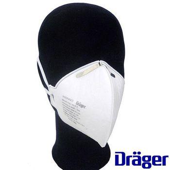 德國Drager 低抗阻高防護世界頂級N95 口罩 X-plore 1750[活動組合]40個入/2袋裝