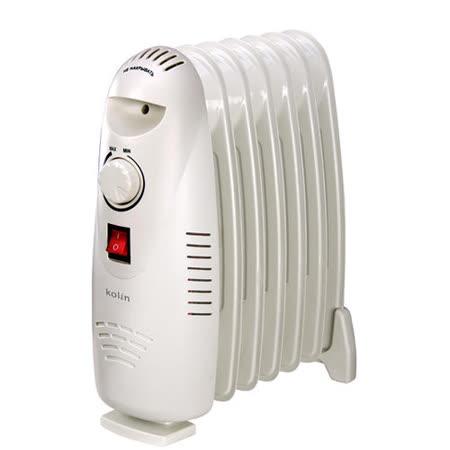 【歌林】葉片式恆溫電暖器 KFH-HC07