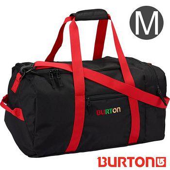 BURTON Boothaus 手提/側背 中旅行袋 -紅黑配色