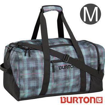 BURTON Boothaus 手提/側背 中旅行袋 -綠格紋