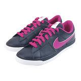 (女)NIKE WMNS NIKE MATCH SUPREME LTR 休閒鞋 黑/紫紅-631461066
