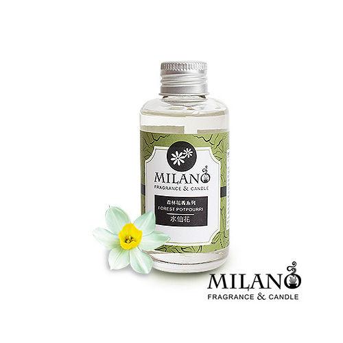 Milano經典法國香氛精油擴香單瓶組(水仙花)
