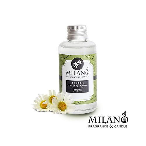 Milano經典法國香氛精油擴香單瓶組(洋甘菊)