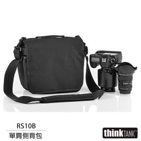 【結帳再折扣】thinkTank 創意坦克 Retrospective 10 側背包(RS10B,黑色)