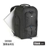 thinkTank 創意坦克 StreetWalker 雙肩 後背背包 (SW480)回函送支援背帶+濾鏡包~