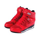 (女)NIKE WMS NIKE AIR REVOLUTION SKY HI 休閒鞋 紅-599410600