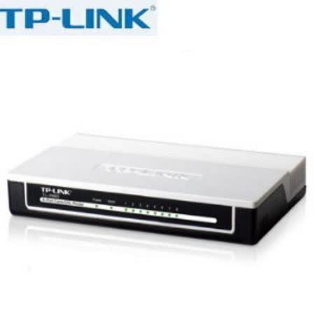 TP-LINK TL-R860 8 埠纜線/DSL 路由器