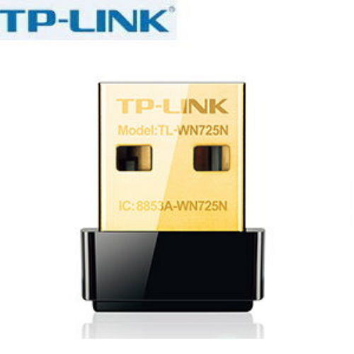 TP-LINK  TL-WN725N 超微型 11N 150Mbps USB 無線網路卡