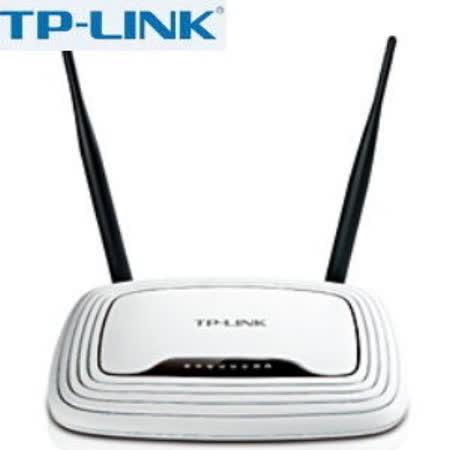 TP-LINK TL-WR841N 300Mbps 無線 N 路由器