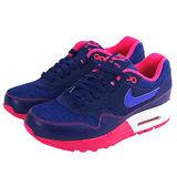 (女)NIKE WMNS AIR MAX 1 休閒鞋 紫/桃紅-319986403