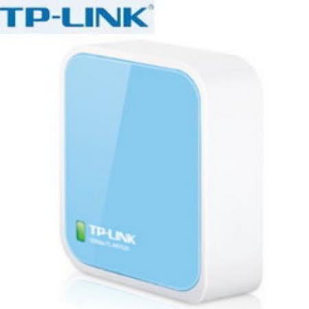 TP-LINK TL-WR702N 150Mbps 無線N迷你路由器